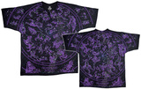 Nature-Constellations Blk T-shirts