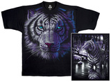 Nature-White Tiger T-shirts