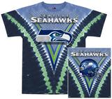 NFL-Seahawks-Seahawks Logo Skjorte