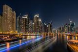 Dubai Marina Photographic Print by Vinaya Mohan