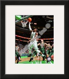 Rajon Rondo 2010-11 Action Framed Photographic Print
