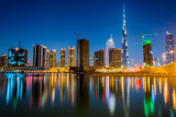 Dubai Skyline Photographic Print by  iso1981