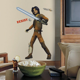 Star Wars Rebels Ezra Peel and Stick Giant Wall Decals Muursticker