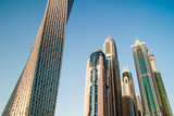 The Business District of Dubai Photographic Print by  tan4ikk