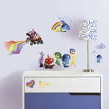 Inside Out Peel and Stick Wall Decals Adesivo de parede