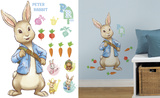 Peter Rabbit Peel and Stick Giant Wall Decals Wall Decal