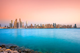 Dubai Marina. Photographic Print by  MasterLu