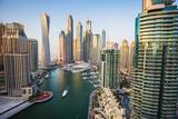 Dubai Marina. UAE Photographic Print by Oleg Zhukov