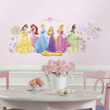 Disney Princess - Glow Within Princess Wall Decals Vinilo decorativo