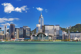 Hong Kong Harbour at Day Photographic Print by  cozyta