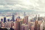 Hong Kong Island Photographic Print by  lapas77