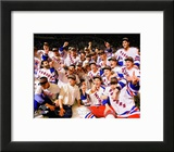 The New York Rangers 1994 Stanley Cup Champions Team Celebration Framed Photographic Print