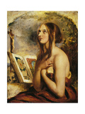 The Magdalen Giclee Print by William Etty