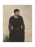 A Young Breton Giclee Print by Glyn Warren Philpot