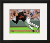 Manny Machado 2013 Action Framed Photographic Print