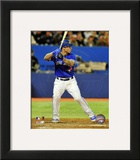 Brett Lawrie 2012 Action Framed Photographic Print