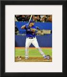 Brett Lawrie 2012 Action Framed Photographic Print