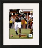 Miami Hurricanes - Willis McGahee Photo Framed Photographic Print