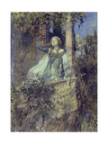 O, Romeo, Romeo, Wherefore Art Thou Romeo Giclee Print by William Hatherell