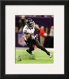 Ed Reed Interception Super Bowl XLVII Framed Photographic Print