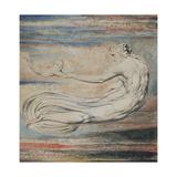 Urizen, Plate 2 of Urizen: Teach These Souls to Fly Giclée-Druck von William Blake