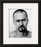 American History X Movie (Edward Norton) Glossy Photograph Framed Photographic Print
