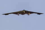 A B-2 Spirit of the U.S. Air Force Prepares for Landing Photographic Print by Stocktrek Images