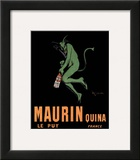 Maurin Quina Prints by Leonetto Cappiello
