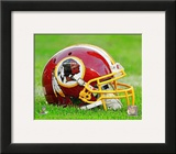 Washington Redskins Helmet Framed Photographic Print