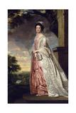 Mrs Cadoux Giclee Print
