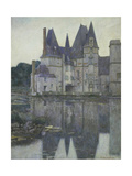 Le Château d'O Giclee Print by Charles Maundrell