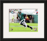 Michael Vick 2011 Action Framed Photographic Print