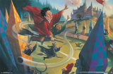 Harry Potter - Quidditch Poster
