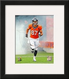 Denver Broncos - Eric Decker Photo Framed Photographic Print