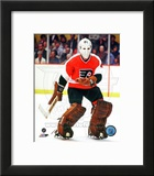 Bernie Parent Action Framed Photographic Print