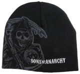 S.O.A Big Reaper Beanie Beanie by  15