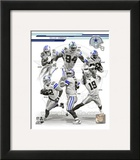 Dallas Cowboys 2013 Team Composite Framed Photographic Print