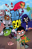 Teen Titans Go - Group Prints