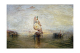 The Sun of Venice Going to Sea Giclee Print by Joseph Mallord William Turner