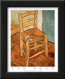 The Chair, c.1888 Prints by Vincent van Gogh