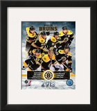 Boston Bruins 2012-13 Team Composite Framed Photographic Print