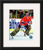 Patrick Roy Action Framed Photographic Print
