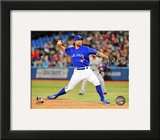 R.A. Dickey 2013 Action Framed Photographic Print