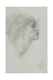 Desiderium Giclee Print by Sir Edward Coley Burne-Jones
