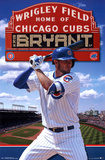 Chicago Cubs - K Bryant 15 Posters