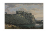 Edinburgh Castle Giclee Print by Paul Sandby