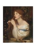Aurelia (Fazio's Mistress) Giclee Print by Dante Gabriel Rossetti