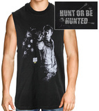 Walking Dead Shooting Rick Sleeveless T Tank Top by  12