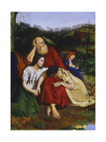 By the Waters of Babylon Giclee Print by Philip Hermogenes Calderon
