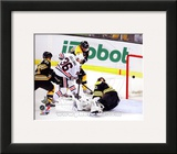 Dave Bolland Game Winning Goal Game 6 of the 2013 Stanley Cup Finals Framed Photographic Print